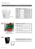 Pflanztöpfe - Geda-Produkte für Haus  und Garten GmbH - Seite 2