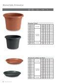 Pflanztöpfe - Geda-Produkte für Haus  und Garten GmbH - Seite 6