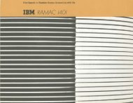 New Speeds in Random Access Accounting with the IBM RAMAC ...