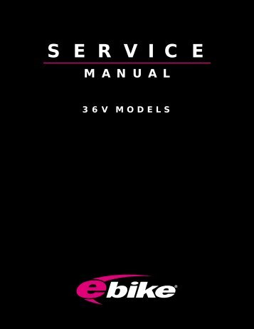 Service Manual - V is for Voltage