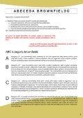 Příručka pro vlastníky brownfieldů - Statutární město Ústí nad Labem - Page 3