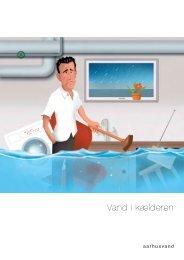 Vand i kælderen - Aarhus Vand