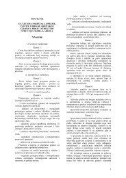 Pravilnik o uvjetima smještaja, opreme, zaštite i obrade arhivskog ...