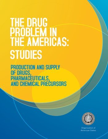 Production and Supply - cicad - Organization of American States