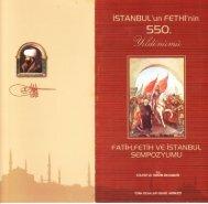 fethin 550. yılı