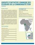 groupe d'initiative commune des éleveurs de la - Equator Initiative - Page 3