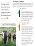 conservation management training program - African Wildlife ... - Page 4