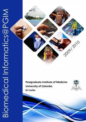 Postgraduate Institute of Medicine University of Colombo