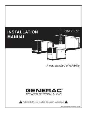 Generac Diagram Wiring 006437 1. . Wiring Diagram Drawing Sketch on