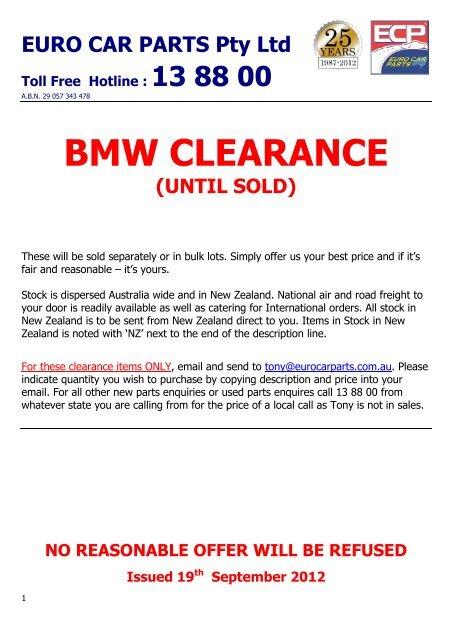For BMW E31 E32 E34 E38 E39 450 mm 11 Blade Engine Cooling Fan Blade URO Parts
