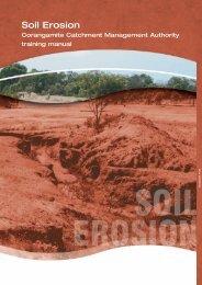 View entire Soil Erosion Training Manual - Corangamite Catchment ...