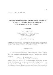 A good λ estimate for multilinear singular integral operators with ...