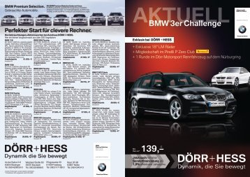 139,– € - AUTOHAUS DÖRR + HESS.