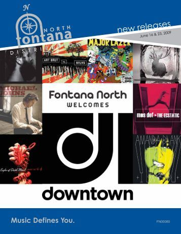 Available Now From – MR BONGO - Fontana North