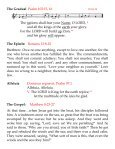 The Fourth Sunday after the Epiphany - Page 3