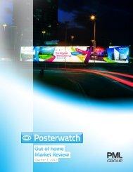 Quarter 1, 2012. - Poster Management Limited Northern Ireland