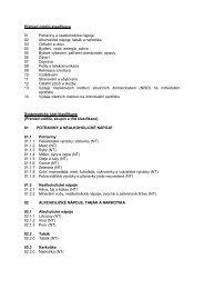 radiometrická seznamovací činnost střední škola