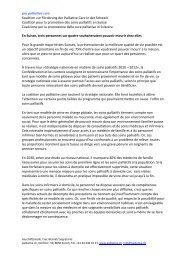 Premier déclaration (PDF) - Palliative ch