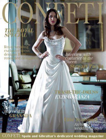 The Wedding Dress - Cortijo del Marqués