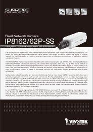 IP8162/62P-SS - Xortec.de