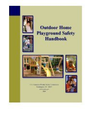 Outdoor Home Playground Safety Handbook - Cultivate Safety