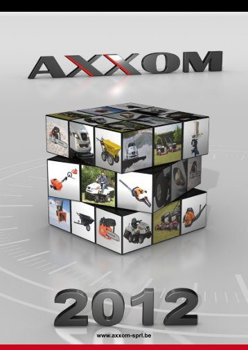 Axxom International SPRL
