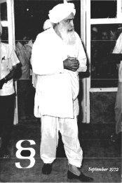 Sep - Kirpal Singh