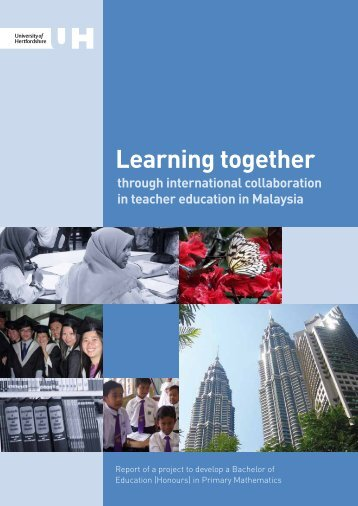 Learning together through international collaboration in teacher ...