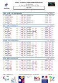 MEDALS BOARD / TABLEAU DES MEDAILLES FINAL ... - Inas - Page 3