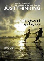 JUST THINKING - World Evangelical Alliance