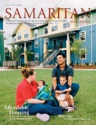 Affordable Housing - Catholic Community Services
