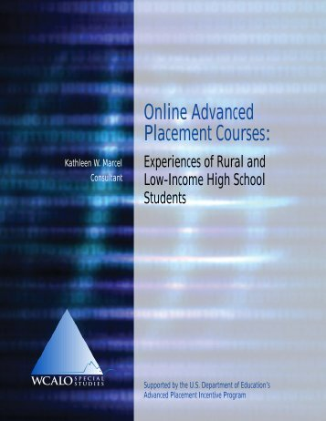 Online Advanced Placement Courses - WICHE