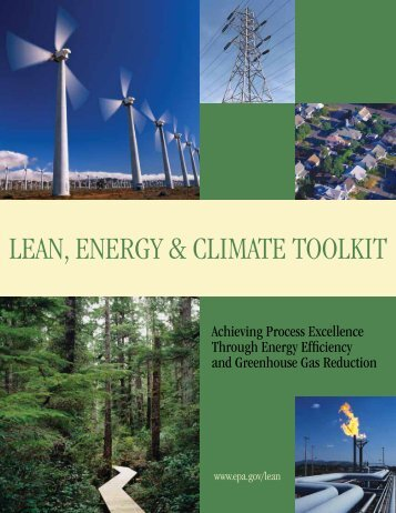 Lean Energy and Climate Toolkit - US Environmental Protection ...