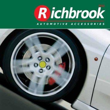 AUTOMOTIVE ACCESSORIES - Richbrook International