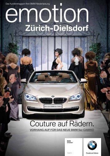 es geht um die Wurst. fit for run! - BMW Niederlassung Zürich-Dielsdorf