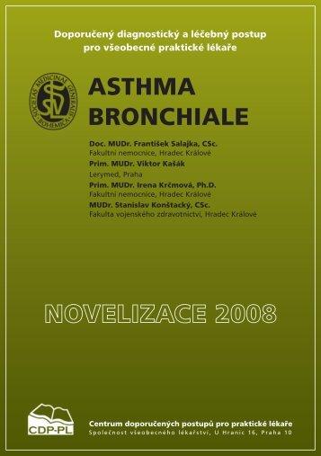 AsthmA bronchiAle - Společnost všeobecného lékařství