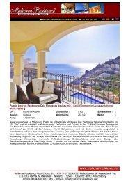 Penthouse Neubau mit 3 Schlafzimmern in Luxusaustattung und ...