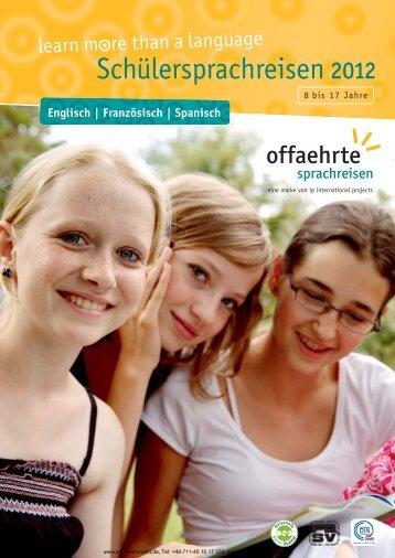 Englisch | Französisch | Spanisch - Sprachenmarkt.de