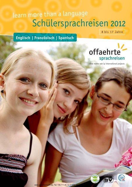 Englisch Franzosisch Spanisch Sprachenmarkt De