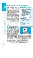 BEDIENUNGSANLEITUNG - Contour®USB - Seite 4
