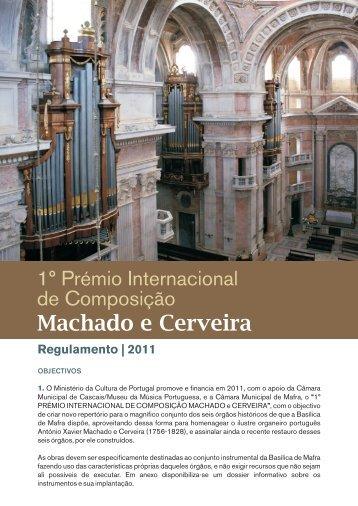Regulamento - Museu da Música Portuguesa - Câmara Municipal ...