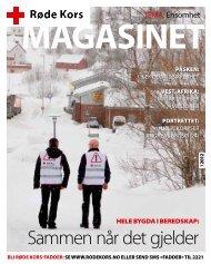 RØDe KORs-magasinet 01.12