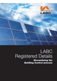 LABC Registered Details - LABC - Uk.com