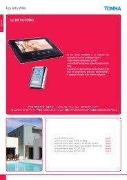 Le kit FUTURO - AMS Technologies
