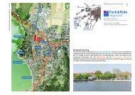 Planunterlagen - Park @ Ride regional