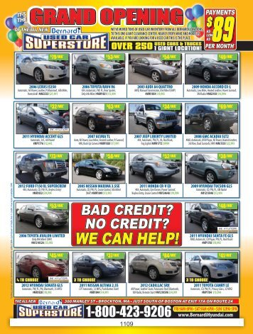 over 250 used cars & trucks - ASMsearch.com