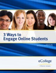 3 Ways to Engage Online Students