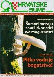Prosinac - Hrvatske šume
