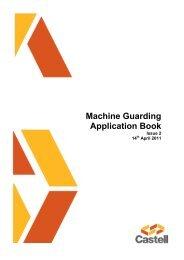 Machine Guarding Application Book - Castell