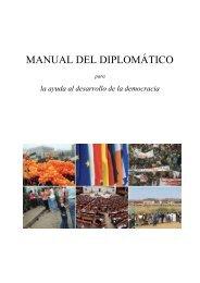 El Manual del Diplomático es un proyecto encargado por la ...